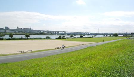「荒川河川敷」の画像検索結果