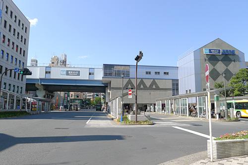 西葛西駅(東京メトロ東西線) ...