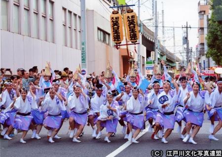 84 人情と活気の小岩駅界わい 江戸川区ホームページ