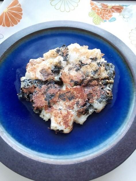 12月30日 もちの海苔チーズ焼き