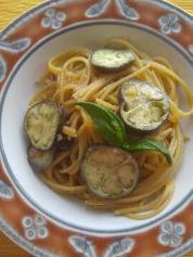 11月10日のレシピ 味噌汁スパゲッティ